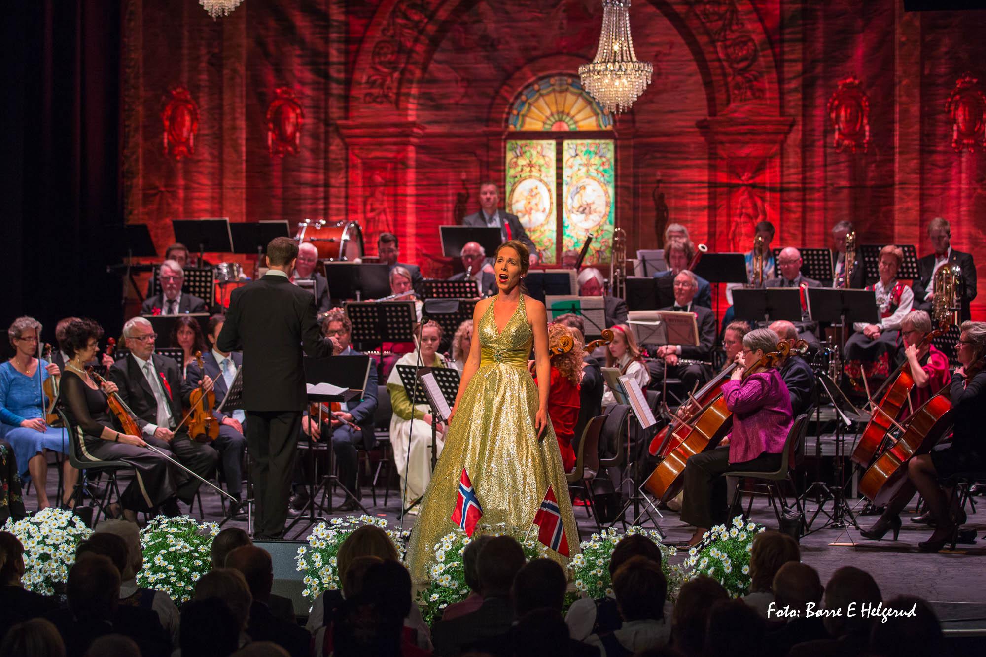 symfoniorkestre i norge
